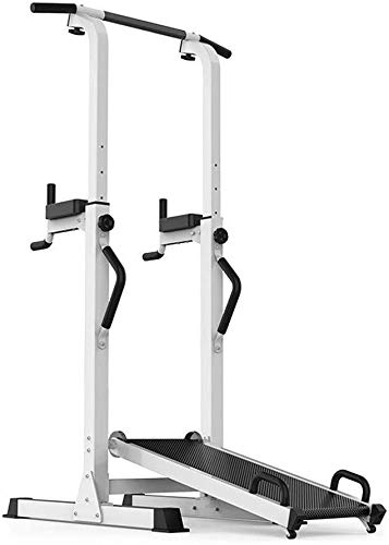 Empty Pull-up-Bars, Einstellbare Muti-Funktion Power Tower Chin/Dip-Maschine, Ab Bahnhof Pull Up-Station for Home Fitness GAGEAA