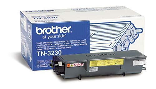 Brother TN3230 Tonerpatrone (3000 Seiten) für DCP-8085DN/HL-5340D/5350DN/5350DNLT/5370DW/5380DN/MFC-8880DN/8890DW