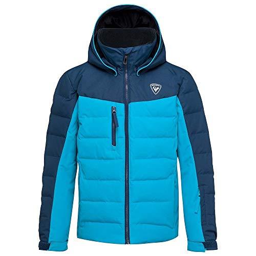 Rossignol Boy Polydown Jacket Skijacke für Kinder L Blau (methyl)