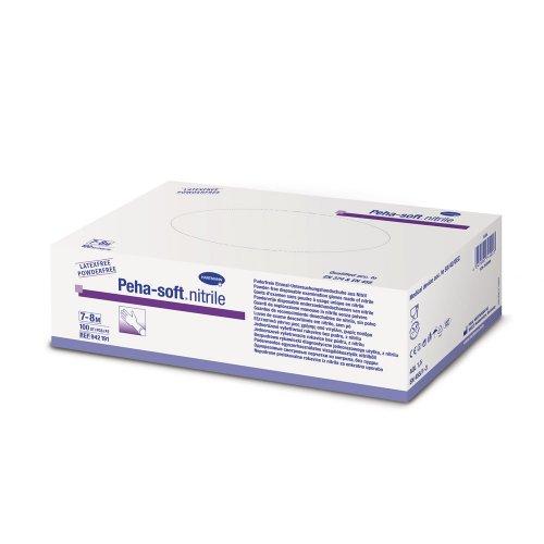 Nitril Einweg-Handschuhe peha-soft Nitrile T-PEQ 100U