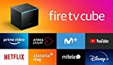 Presentamos Fire TV Cube | Reproductor multimedia en streaming con control por voz a través de Alexa y Ultra HD 4K