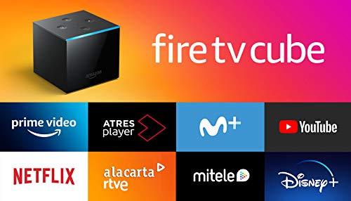 Presentamos Fire TV Cube | Reproductor...