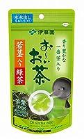 伊藤園 おーいお茶 若芽若茎入り緑茶 100G まとめ買い(×5)