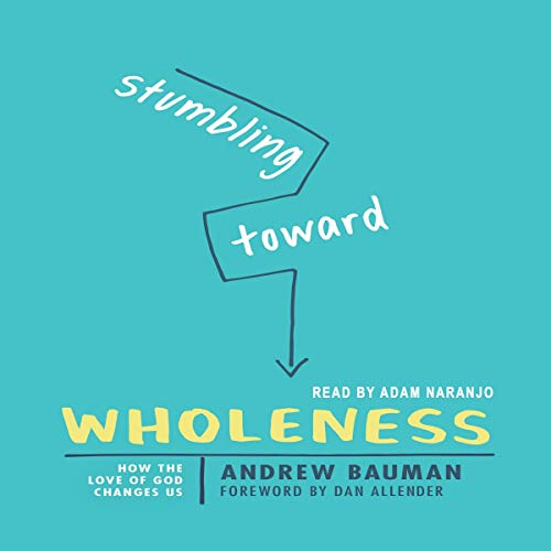 Stumbling Toward Wholeness  By  cover art