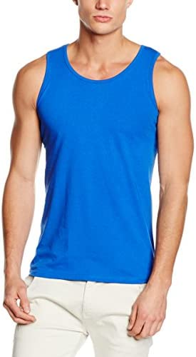 Fruit of the Loom, Camiseta de Tirantes para Hombre, Pack de 1