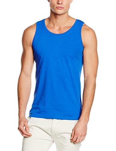 Fruit of the Loom Herren Athletic Lightweight Unterhemd, königsblau, M