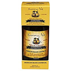 Jamaican Black Castor Oil review