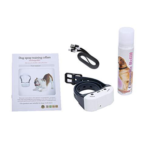 suoryisrty Pet Outdoor Barking Stopper Automatische Spray Stop Barking Geräte Hund Welpen Anti-Barking Control Produkte Laden Einstellbare Art