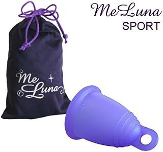 月経カップ メルーナ 取り出しやすいリング型・スポーツ・Sサイズ・ブルーバイオレット