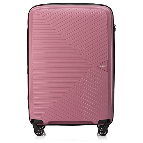 Tripp Rose Chic Medium 4 Wheel Expandable Suitcase