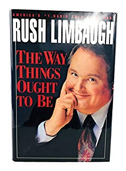 Hardcover The Way Things Ought to Be Book