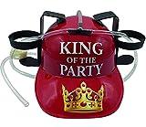 Bombo Casco Portalattine King of The Party
