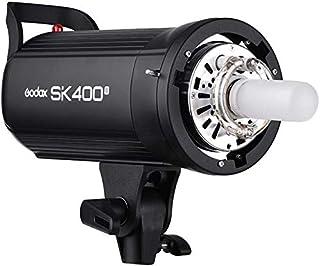 GodoxSK400II Profesional 400 Wsflash estroboscópico de Estudio 2.4 G Wireless X SystemGN65 5600 K con 150 W Modelado lámpa...