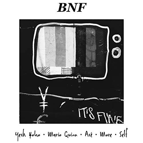 Yesh Yoko feat. Mario Quinn, Ase Snefru, More & Self Cyphadeen