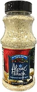 Best alpine touch ingredients Reviews