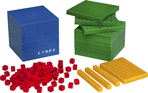 EDX 53833/base Ten set 121/pezzi