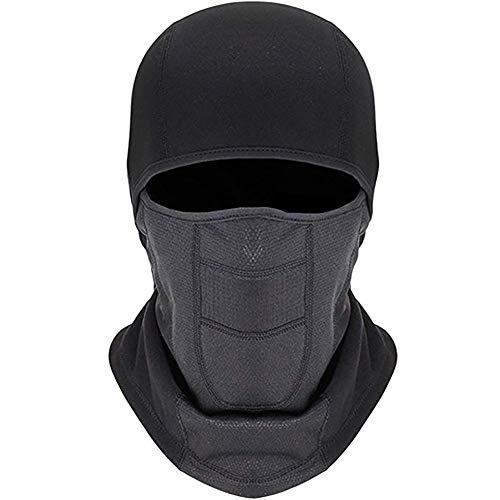 Balaclava Winddicht Ski Mask, Koud Weer Gezicht Motorfiets Masker, voor Skiën, Snowboarden, Motorfietsen & Koud Weer Winter Sports. Bescherm je neus, mond, oren en nek tegen de elementen