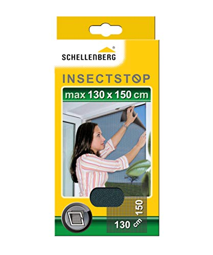 Schellenberg 50715 Mosquitera de protección para ventanas,