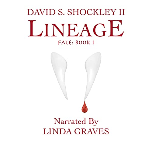 Lineage Audiobook By David Shockley cover art