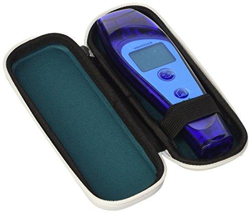 Visiofocus Pro - Termómetro infrarrojo para niños y adultos, sin contacto con la piel, uso profesional