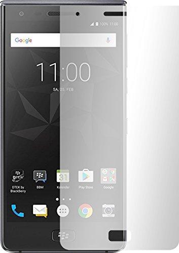 Slabo 4 x Bildschirmschutzfolie für BlackBerry Motion Bildschirmfolie Schutzfolie Folie Zubehör Crystal Clear KLAR
