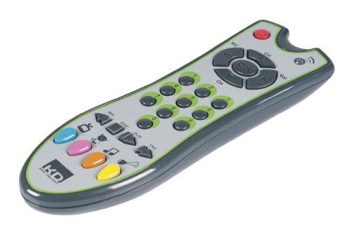 Cefa Toys- Mando a Distancia con Letras y números, Miscelanea (00415)