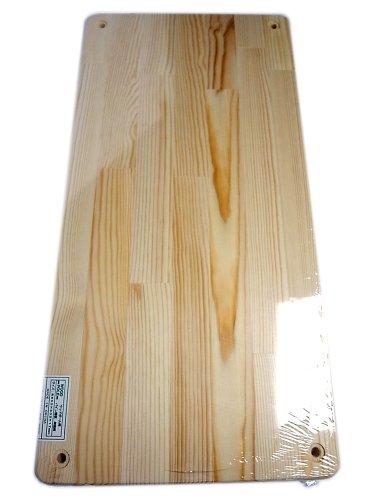 渡辺材木店 ウッドポールパイン集成棚板 600mmX300mm