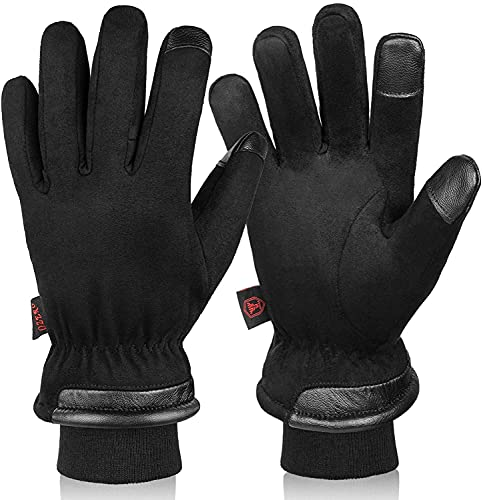Waterproof Winter Gloves for Ski , Cycling , Motorcycling and Running,for Men and Women