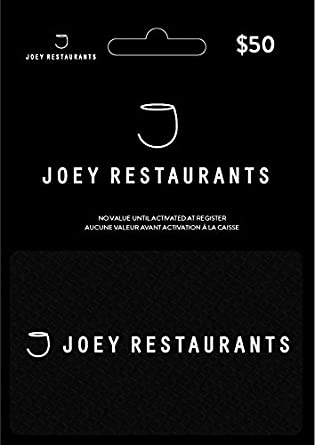 Joey Restaurant Gift Card 50 Amazon Ca Gift Cards