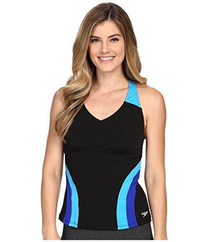 Speedo Women\'s Endurance and Flow Active Tankini