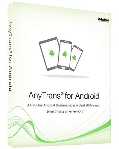 AnyTrans Android WIN (Product Keycard ohne Datenträger)