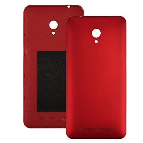 NO-LOGO Parti di Telefono sostitutivo Compatibile con Il Coperchio Posteriore della Batteria ASUS Zenfone Go / ZC500TG / Z00VD (Size : for zenfone go/zc500tg/z00vd Original Red)