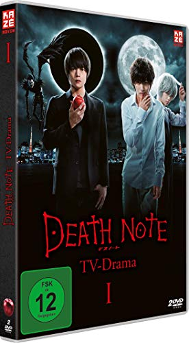 Death Note - TV-Drama - Vol.1 - [DVD]