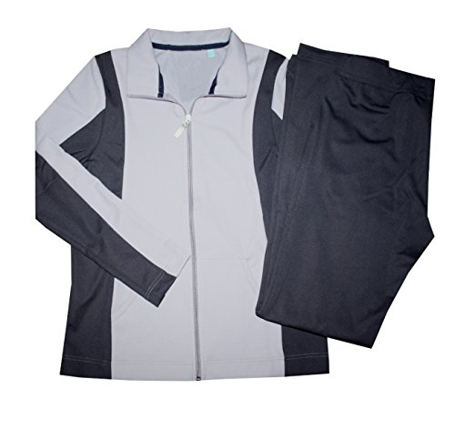 Schneider Sportswear Anzug Freizeitanzug Damen Trainingsanzug, Hausanzug (40, holunder-Rosenholz)