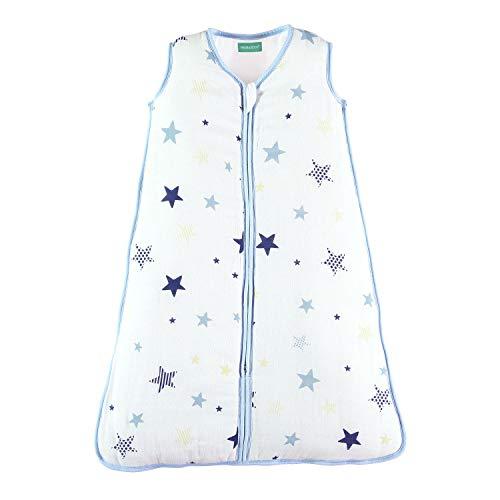 molis&co. Saco de Dormir para bebé. Ideal para Entretiempo e Invierno....