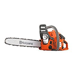 Husqvarna 120 Mark II 16 In. Gas Chainsaw