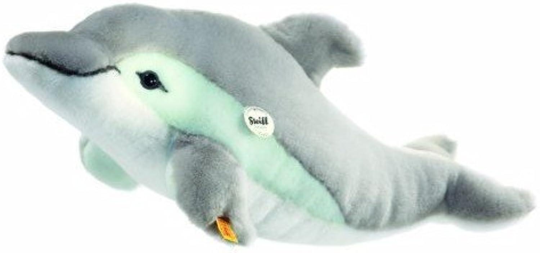 tienda de pescado para la venta Steiff 35cm Cappy Dolphin Dolphin Dolphin (gris  blanco) by Steiff  precio razonable