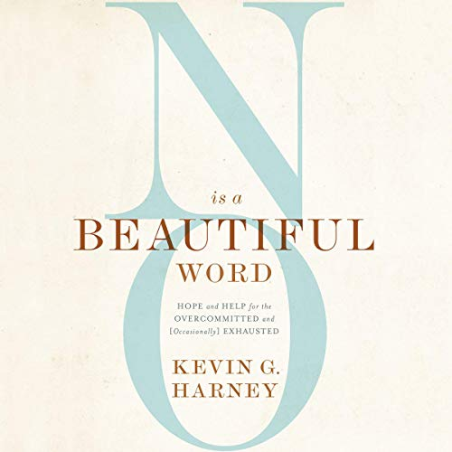 No Is a Beautiful Word audiobook cover art