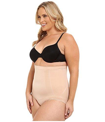 Spanx Taillenslip Ropa Interior modeladora, Nude, Standard para Mujer