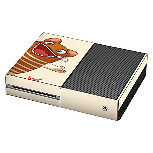 DeinDesign Skin kompatibel mit Microsoft Xbox One Aufkleber Folie Sticker Sorgenfresser Enno Fanartikel Merchandise