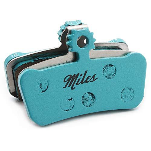 Miles Racing ® Scheibenbremsbeläge, semi metallisch für Avid X.O / 9/7 Trail, SRAM Guide, G2