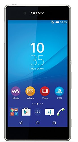Sony Xperia Z3+ Smartphone (5,2 Zoll (13,2 cm) Touch-Display, 32 GB Speicher, Android 5.0) wassergrün