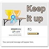 Congratulations (Keep it up) - Amazon Pay eGift Card