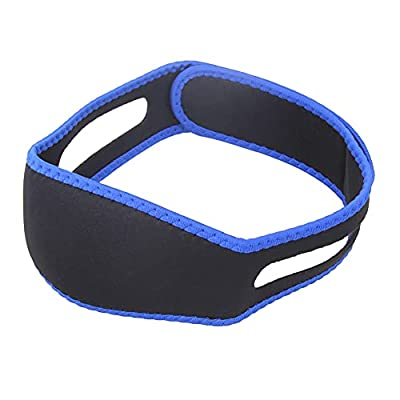 Amazon - Save 50%: Anti Snoring Solution Chin Strap, Adjustable Snore Devices Anti My Snoring…