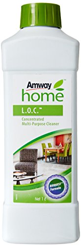 Amway L.O.C.Tm Multi-Purpose Cleaner Size 1 Litre