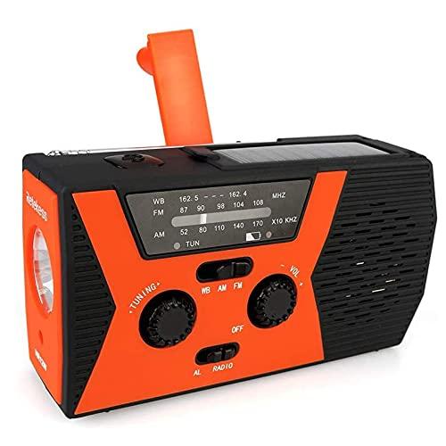 Retekess HR12W FM Radio de Emergencia...
