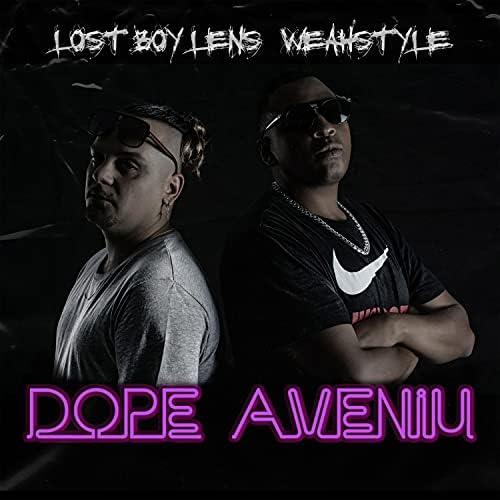 Lost Boy Lens feat. Weahstyle