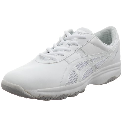 アシックス 安全靴 NURSEWALKER 201 FMN201 0113 ホワイトXライトグレー/26