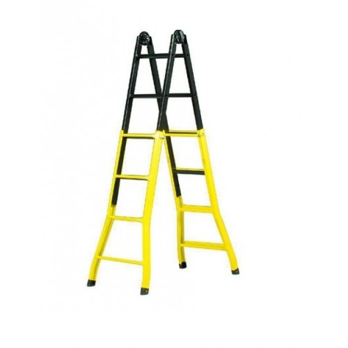 Vigor 9688010 Jolly-Casa 1800- Escalera multiusos plegable