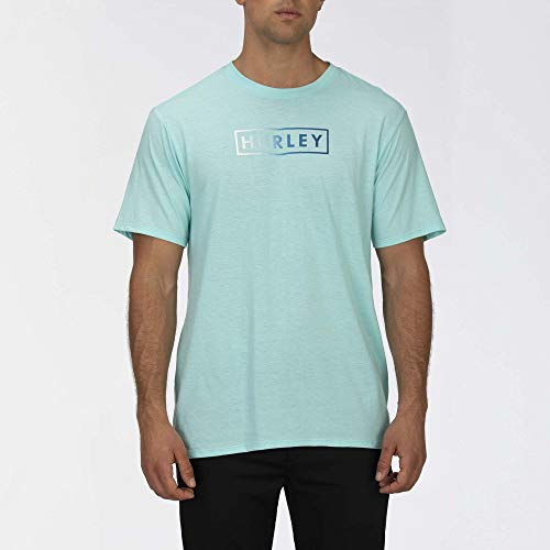 Hurley M Siro Boxed Gradient S/S Camiseta Hombre